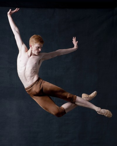 Ethan Watts, 2013, The Academy of Ballet San Francisco