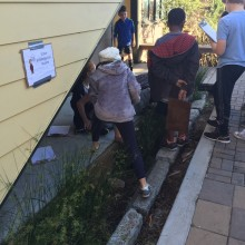 Rainwater Garden Learning (4th)
